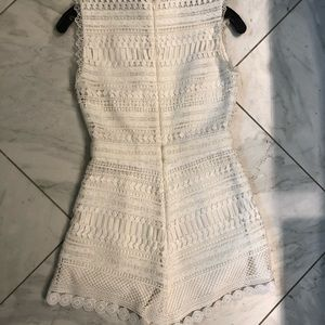 Alexis Other - Alexis lace romper